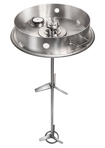 AMI IBC Stainless Steel Cover & Impeller